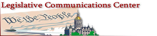 CT-N Legislative Communications Center - Voice Your Opinion To Your Legisltors!