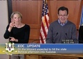 Click to Launch Emergency Operations Center Monday Evening Briefing with Gov. Malloy on the Winter Storm