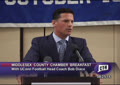 Click to Launch Middlesex County Chamber of Commerce Breakfast with UConn Football Head Coach Bob Diaco