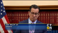 Click to Launch Capitol News Briefing with Governor Malloy on State Employees' Pension Funding