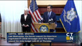 Click to Launch Capitol News Briefing with Governor Malloy After Signing the FY 2018-19 State Budget
