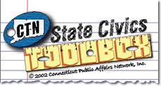CT-N State Civics Toolbox Logo - Click here to enter the Civics Toolbox
